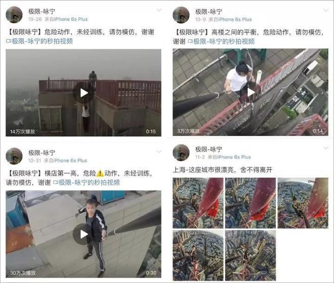 Trước khi qua đời, chàng trai liều mạng nhất Trung Quốc khẳng định chỉ mạo hiểm khi nắm chắc 100% an toàn - Ảnh 2.