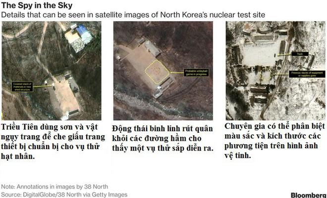 Có những công cụ do thám nào để biết Triều Tiên sắp thử hạt nhân?  - Ảnh 1.