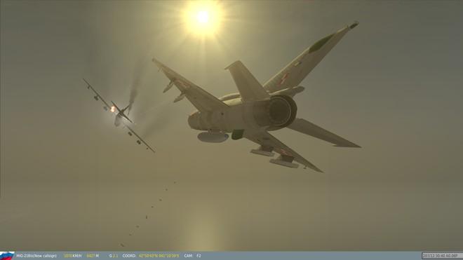 Đi tìm đáp án cho câu hỏi: Làm thế nào MiG-21 của Phạm Tuân, Vũ Xuân Thiều hạ được B-52? - Ảnh 3.
