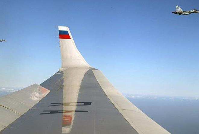 Cảnh báo sức mạnh của không quân tầm xa Nga - Ảnh 1.