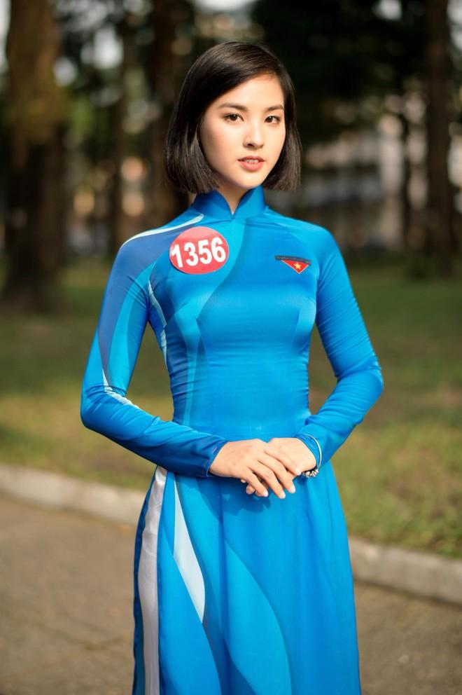 3 hot girl thế hệ mới nổi bật nhất của Đại học Ngoại thương Hà Nội - Ảnh 2.
