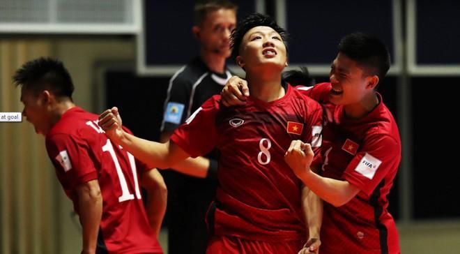 Người hùng World Cup bị loại khỏi đội tuyển futsal Việt Nam dự giải châu lục - Ảnh 1.