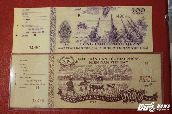 Bộ sưu tập tiền cổ giá bạc tỷ ở Hà Nội - Ảnh 11.