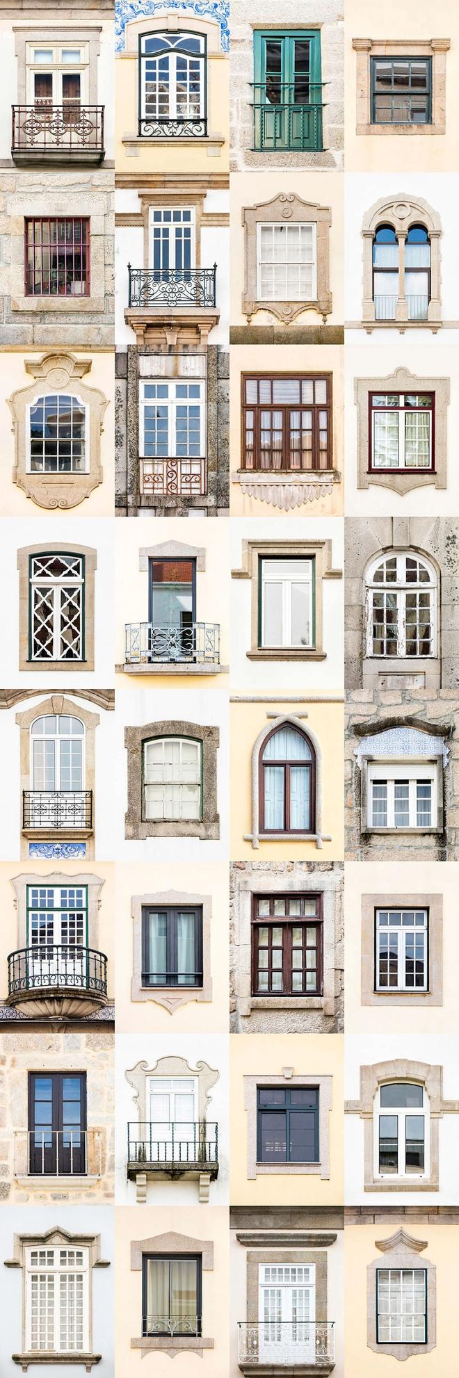 Mãn nhãn với 14 phong cách thiết kế cửa sổ ấn tượng ở Bồ Đào Nha - Ảnh 11.