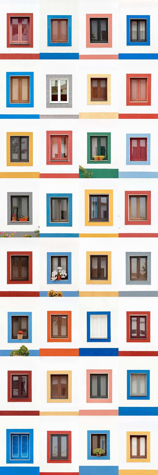 Mãn nhãn với 14 phong cách thiết kế cửa sổ ấn tượng ở Bồ Đào Nha - Ảnh 12.