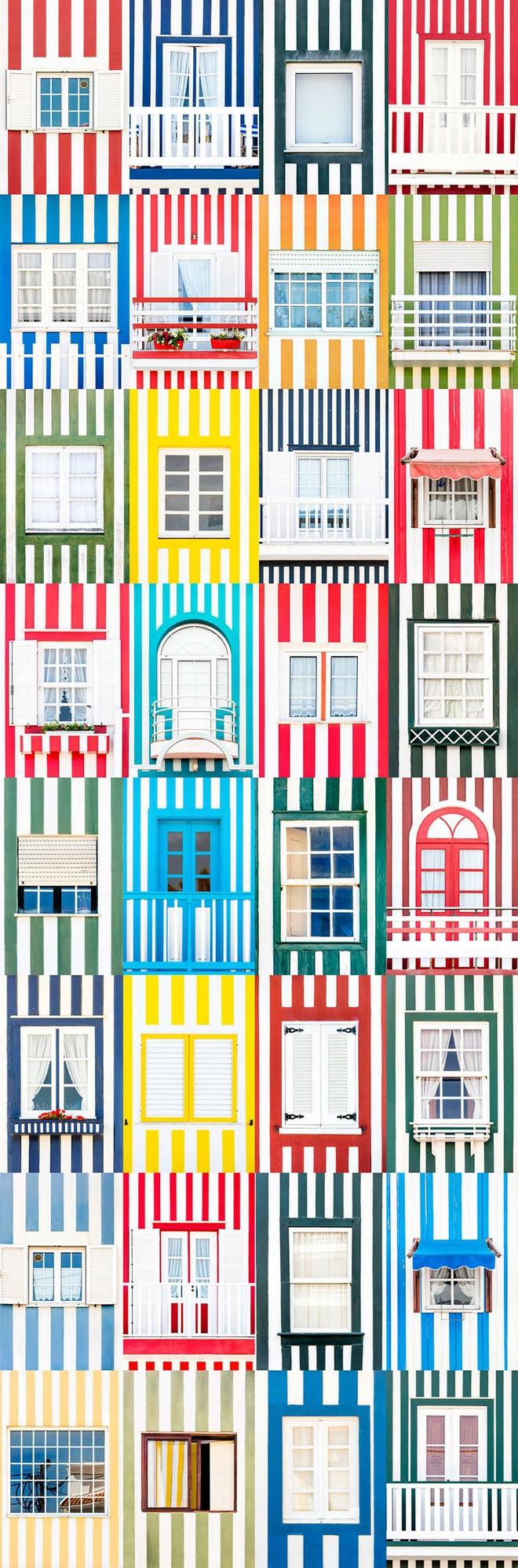 Mãn nhãn với 14 phong cách thiết kế cửa sổ ấn tượng ở Bồ Đào Nha - Ảnh 13.