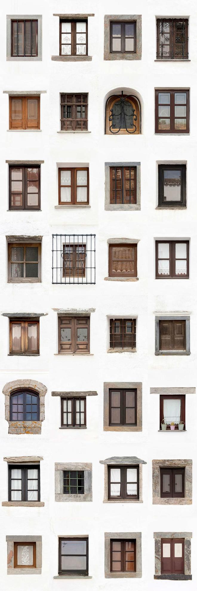 Mãn nhãn với 14 phong cách thiết kế cửa sổ ấn tượng ở Bồ Đào Nha - Ảnh 14.