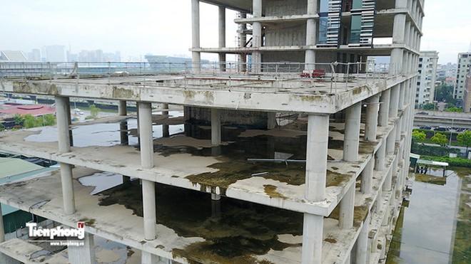 Tháp nghìn tỷ bỏ hoang trên đường vành đai 3 Hà Nội - Ảnh 15.