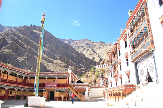 """Mùa thu ở Ladakh: Hành trình trải nghiệm của 1 phụ nữ Việt đến nơi đẹp tựa """"thiên đường ẩn giấu"""" ở Ấn Độ - Ảnh 16."""