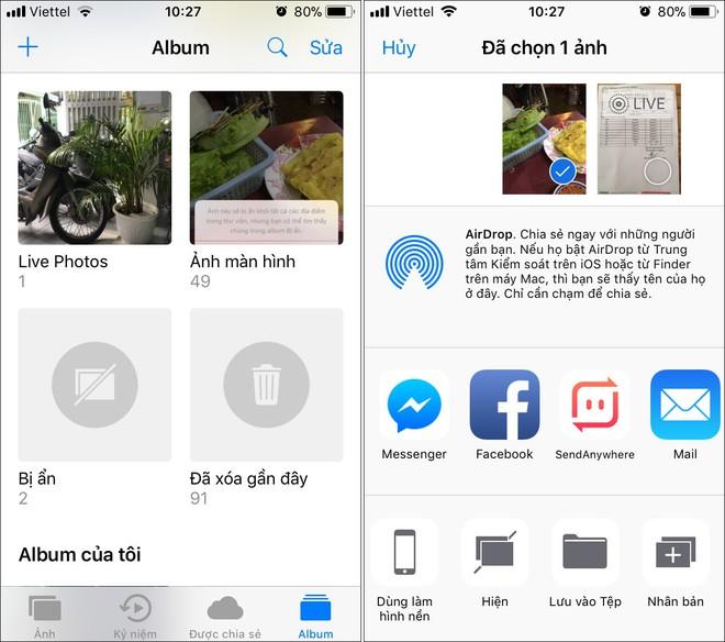 Thủ thuật và mẹo vặt với iOS 11 (phần 2) - Ảnh 19.