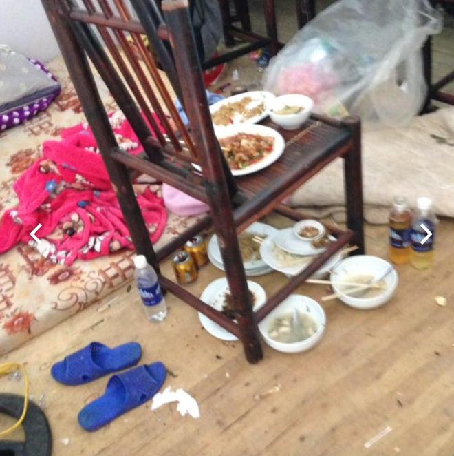 Dân mạng choáng vì căn phòng siêu bừa của hot girl bán hàng online - Ảnh 3.