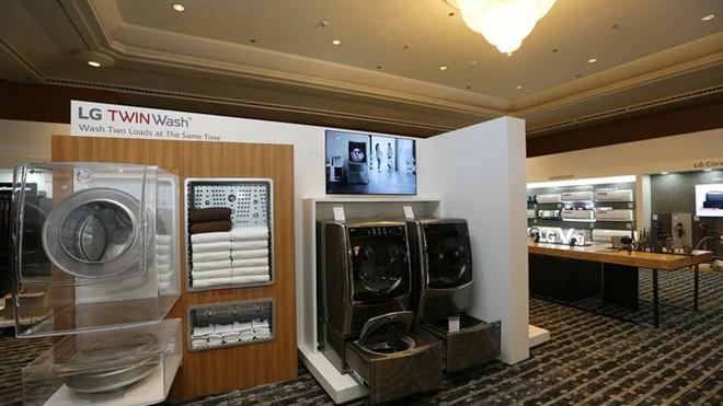 Trọn gói các thiết bị điện tử gia dụng LG cho ngôi nhà hiện đại - Ảnh 3.