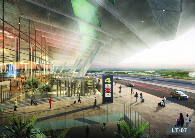 Trao đồng giải Nhất cho 3 phương án thiết kế nhà ga Long Thành - Ảnh 3.