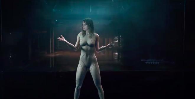 HOT: Taylor Swift khoe body sexy khó cưỡng với tạo hình người máy trong teaser MV mới - Ảnh 4.