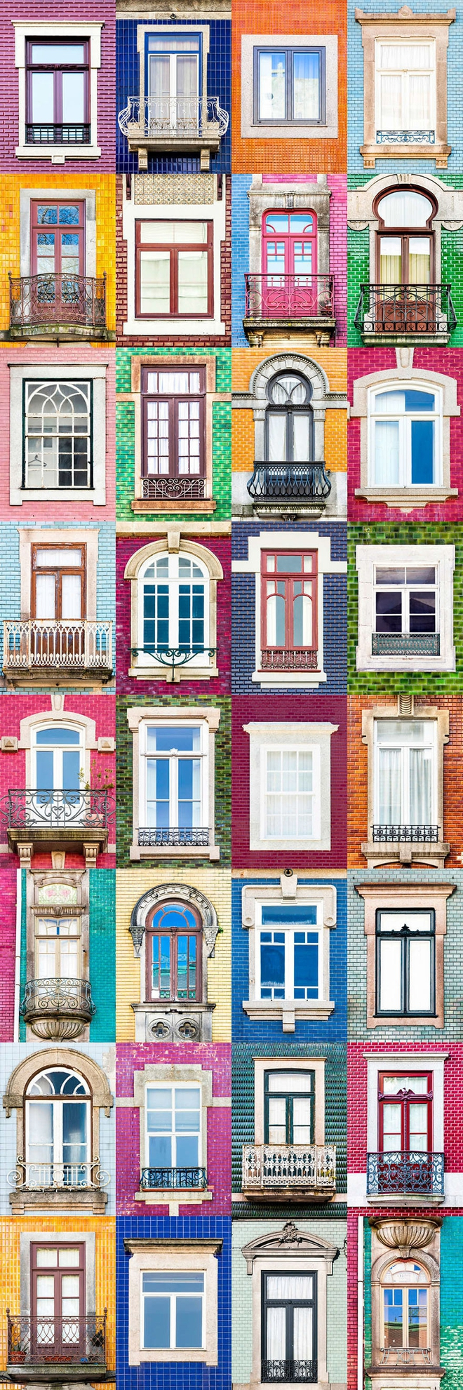 Mãn nhãn với 14 phong cách thiết kế cửa sổ ấn tượng ở Bồ Đào Nha - Ảnh 3.