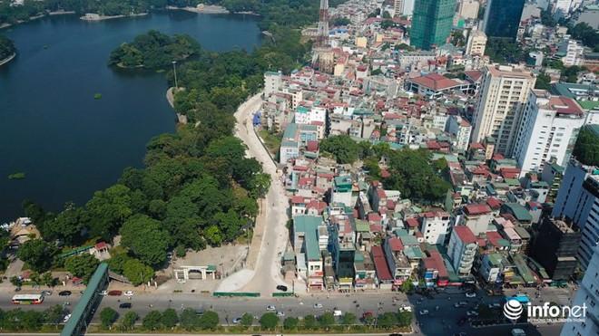 Đường dài hơn 0,5km giữa Thủ đô, làm gần 20 năm vẫn chưa xong - Ảnh 3.