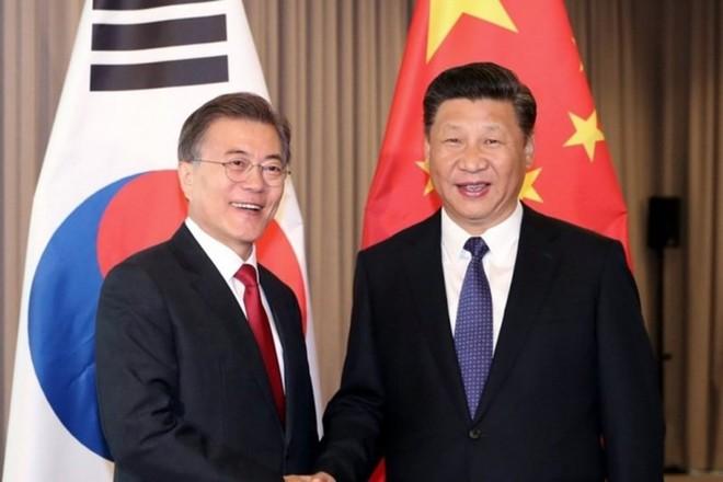 4 cuộc gặp song phương nặng ký bên lề APEC - Ảnh 3.