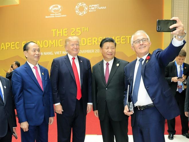 Những hình ảnh bên lề Hội nghị cấp cao của các nhà Lãnh đạo APEC - Ảnh 2.