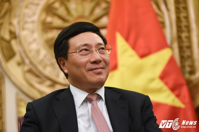 Phó Thủ tướng Phạm Bình Minh: Trí tuệ, bản lĩnh Việt Nam đã điều hòa được khác biệt trong APEC - Ảnh 6.