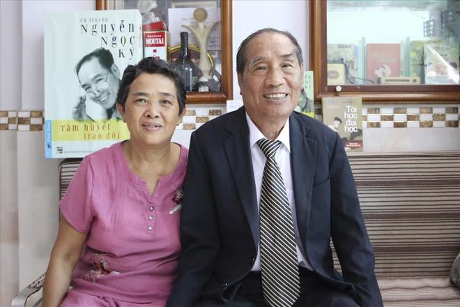 """Thầy giáo Nguyễn Ngọc Ký: """"Dạy văn là để cho các em hiểu đời, hiểu người và hiểu chính mình - Ảnh 2."""