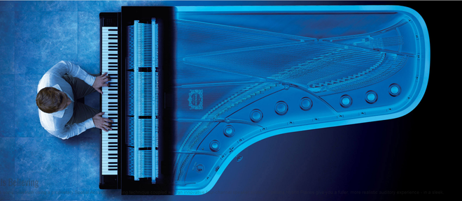 Công nghệ Hybrid trên piano: Phải chăng thị trường cho nhạc cụ truyền thống đã hết? - Ảnh 3.