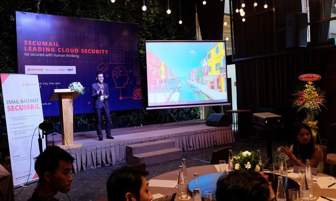 Dịch vụ Email ứng dụng: Trí tuệ nhân tạo AI đã xuất hiện tại Việt Nam - Ảnh 3.
