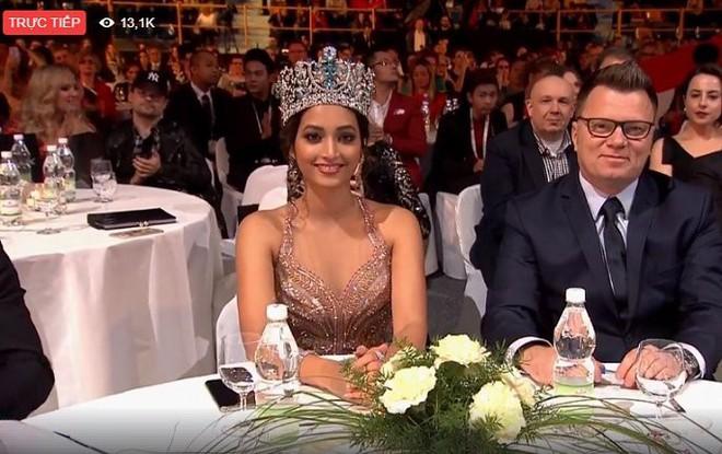 Người đẹp Hàn Quốc đăng quang Hoa hậu Siêu quốc gia, Khánh Phương dừng chân ở top 25 - Ảnh 3.