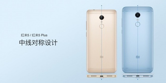 Xiaomi Redmi 5 và Redmi 5 Plus chính thức: Cấu hình vẫn mạnh, lại phổ cập màn viền mỏng 18:9 tới giá rẻ - Ảnh 2.