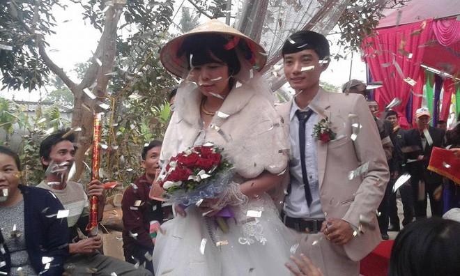 Đám cưới hạnh phúc của cặp đôi chồng kém vợ 2 giáp sau hơn 3 năm hẹn hò - Ảnh 3.