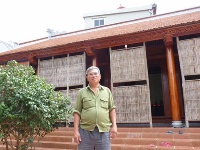 Nhà cổ 650 tỷ: Đại gia Đà Nẵng khiến dân chơi ngả mũ - Ảnh 4.