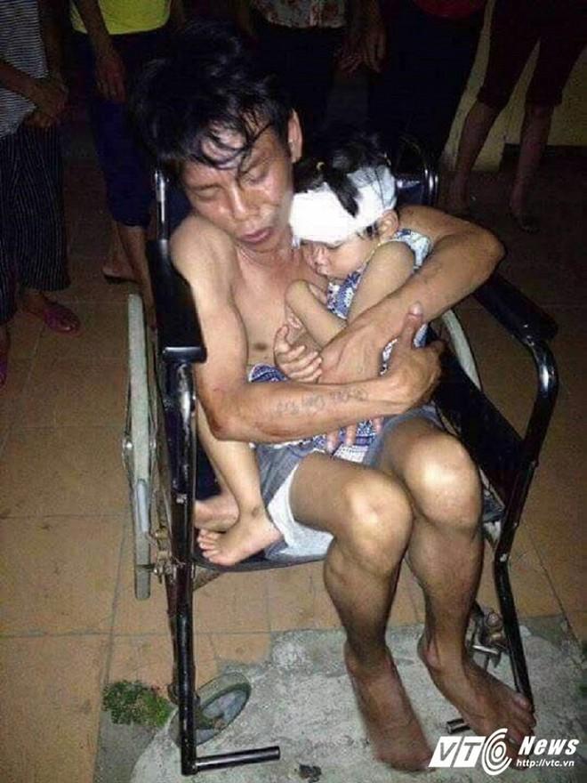 Thai phụ chết thảm sau tai nạn, để lại chồng tật nguyền chật vật nuôi 2 con thơ - Ảnh 1.