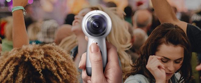 """Galaxy S8 kết hợp Gear 360 – cặp đôi yêu thích chụp ảnh """"nắm tay nhau đi khắp thế gian""""  - Ảnh 4."""