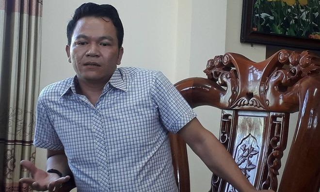 Giám đốc đánh nữ bác sĩ ở Nghệ An: Tôi thấy xấu hổ - Ảnh 4.