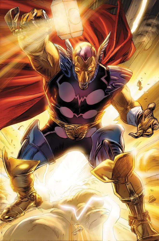 6 phiên bản khác nhau của Thor trong truyện tranh Marvel có thể lên phim - Ảnh 4.