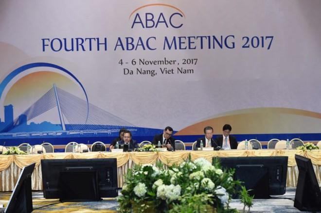 Nghị sự dày đặc của Hội đồng tư vấn kinh doanh APEC 2017 - Ảnh 4.