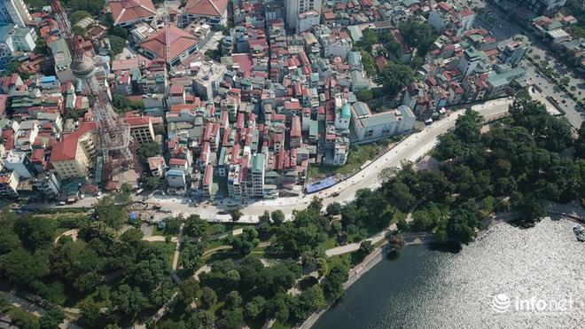 Đường dài hơn 0,5km giữa Thủ đô, làm gần 20 năm vẫn chưa xong - Ảnh 4.
