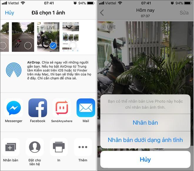 Thủ thuật và mẹo vặt với iOS 11 (phần 2) - Ảnh 3.