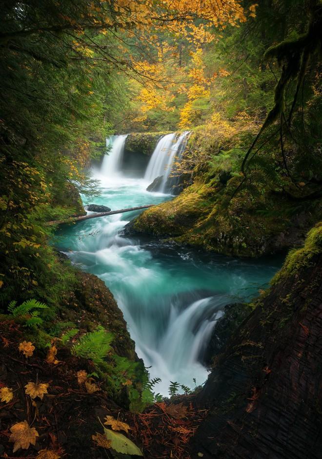 16 kỳ quan thác nước tuyệt đẹp trên khắp thế gian - Ảnh 4.