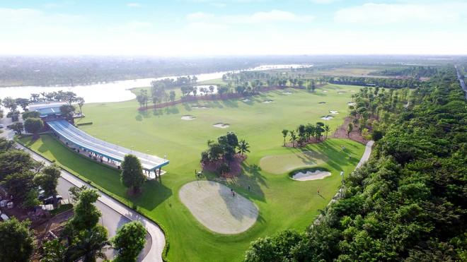 Sống chuẩn châu Âu ở căn hộ view sân golf đầu tiên tại miền Bắc - Ảnh 4.