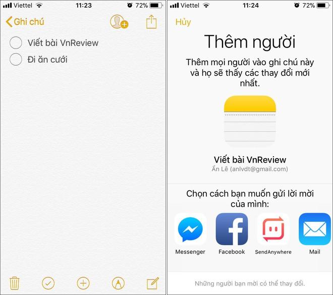 Thủ thuật và mẹo vặt với iOS 11 (phần 2) - Ảnh 31.