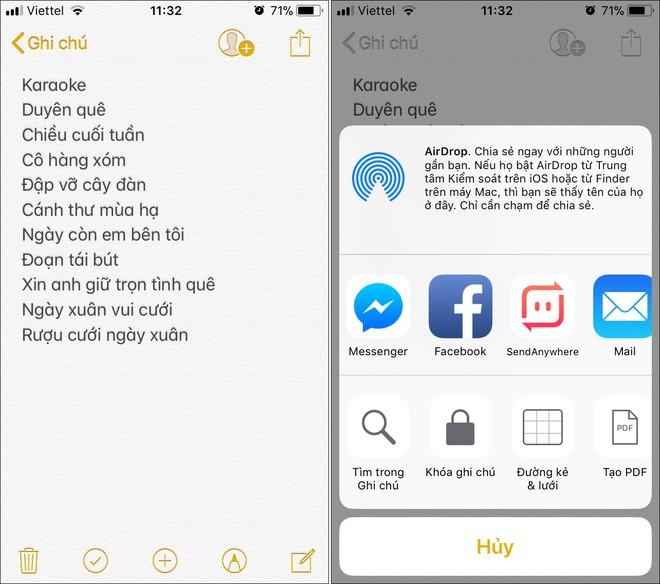 Thủ thuật và mẹo vặt với iOS 11 (phần 2) - Ảnh 33.