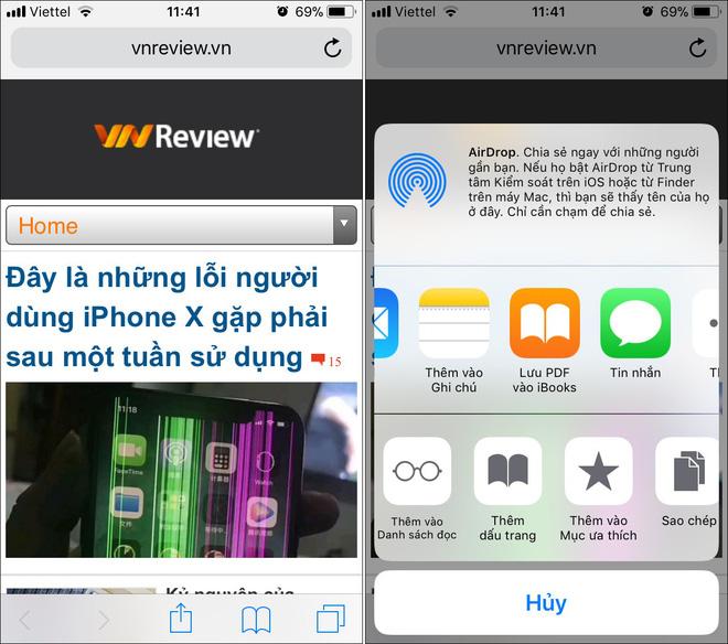 Thủ thuật và mẹo vặt với iOS 11 (phần 2) - Ảnh 36.