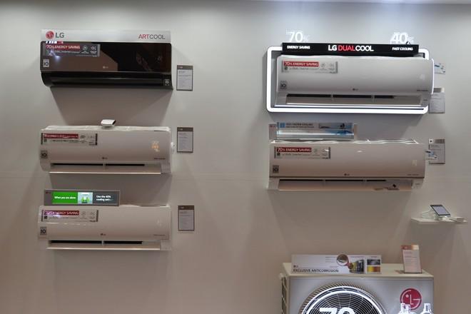 Trọn gói các thiết bị điện tử gia dụng LG cho ngôi nhà hiện đại - Ảnh 5.