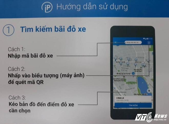 Ảnh: Tài xế sử dụng công nghệ đỗ xe thông minh tại Hà Nội thế nào? - Ảnh 6.