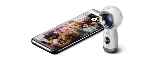 """Galaxy S8 kết hợp Gear 360 – cặp đôi yêu thích chụp ảnh """"nắm tay nhau đi khắp thế gian""""  - Ảnh 5."""