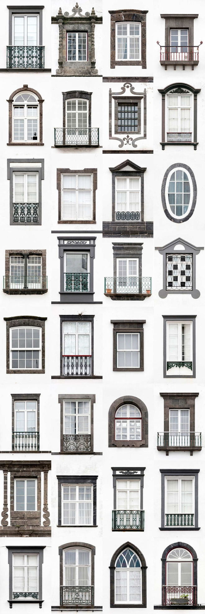 Mãn nhãn với 14 phong cách thiết kế cửa sổ ấn tượng ở Bồ Đào Nha - Ảnh 5.