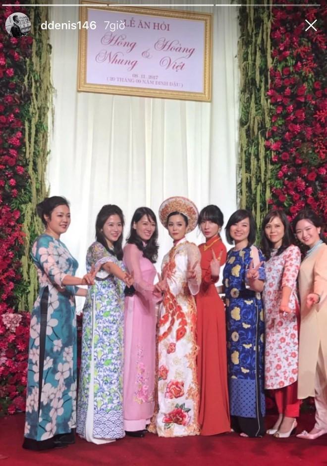 Thiếu gia Tập đoàn Tân Hoàng Minh tổ chức lễ ăn hỏi, lộ diện cô dâu xinh đẹp - Ảnh 5.