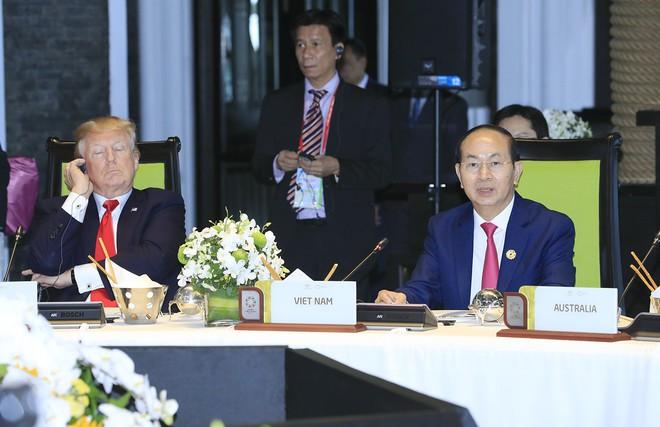 Những hình ảnh bên lề Hội nghị cấp cao của các nhà Lãnh đạo APEC - Ảnh 5.