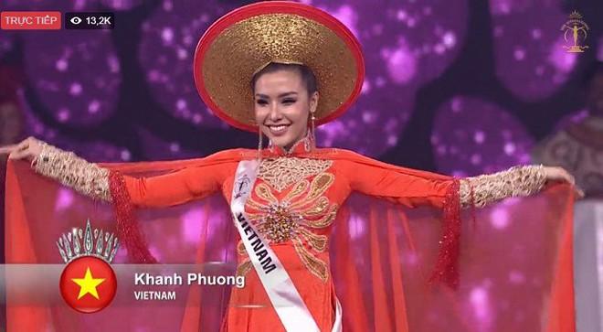 Người đẹp Hàn Quốc đăng quang Hoa hậu Siêu quốc gia, Khánh Phương dừng chân ở top 25 - Ảnh 5.