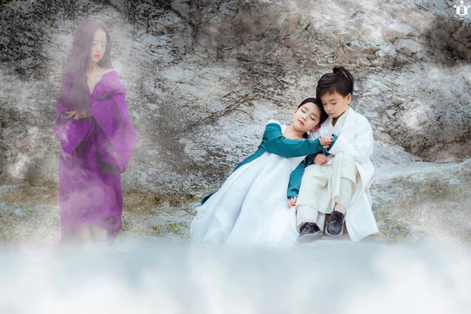 Nhiếp ảnh gia Bút Đỗ: Chụp với mẫu nhí Khánh Linh, Hữu Nhật vui lắm, có điều hai bé hay… đòi ăn - Ảnh 5.